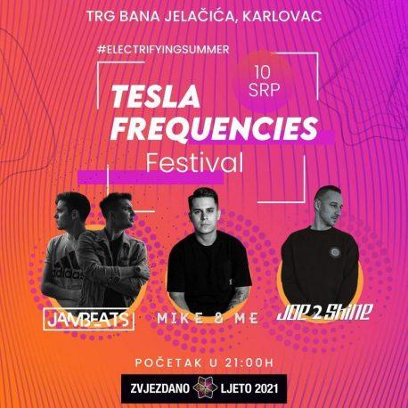 TESLA Frequencies Festival